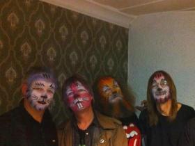 """Rørosmartnan 2012, """"pussycats"""""""