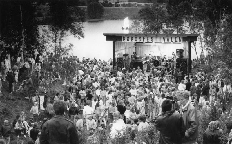 Rørosfestivalen 1987